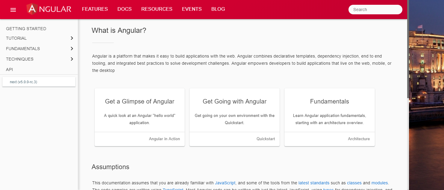 What is new in Angular 5