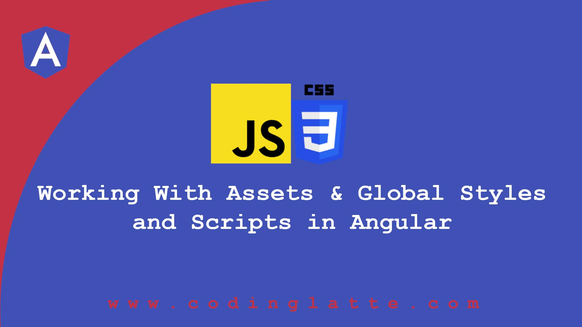 Working With Assets and Global Styles and Scripts in Angular