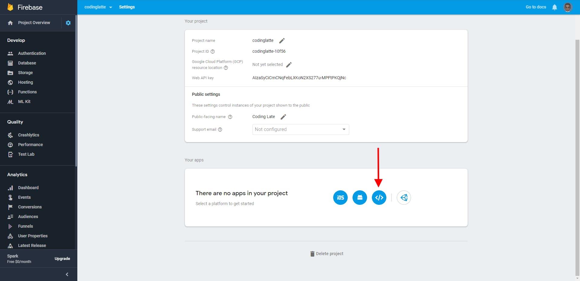 Hot to Setup Firebase for Angular