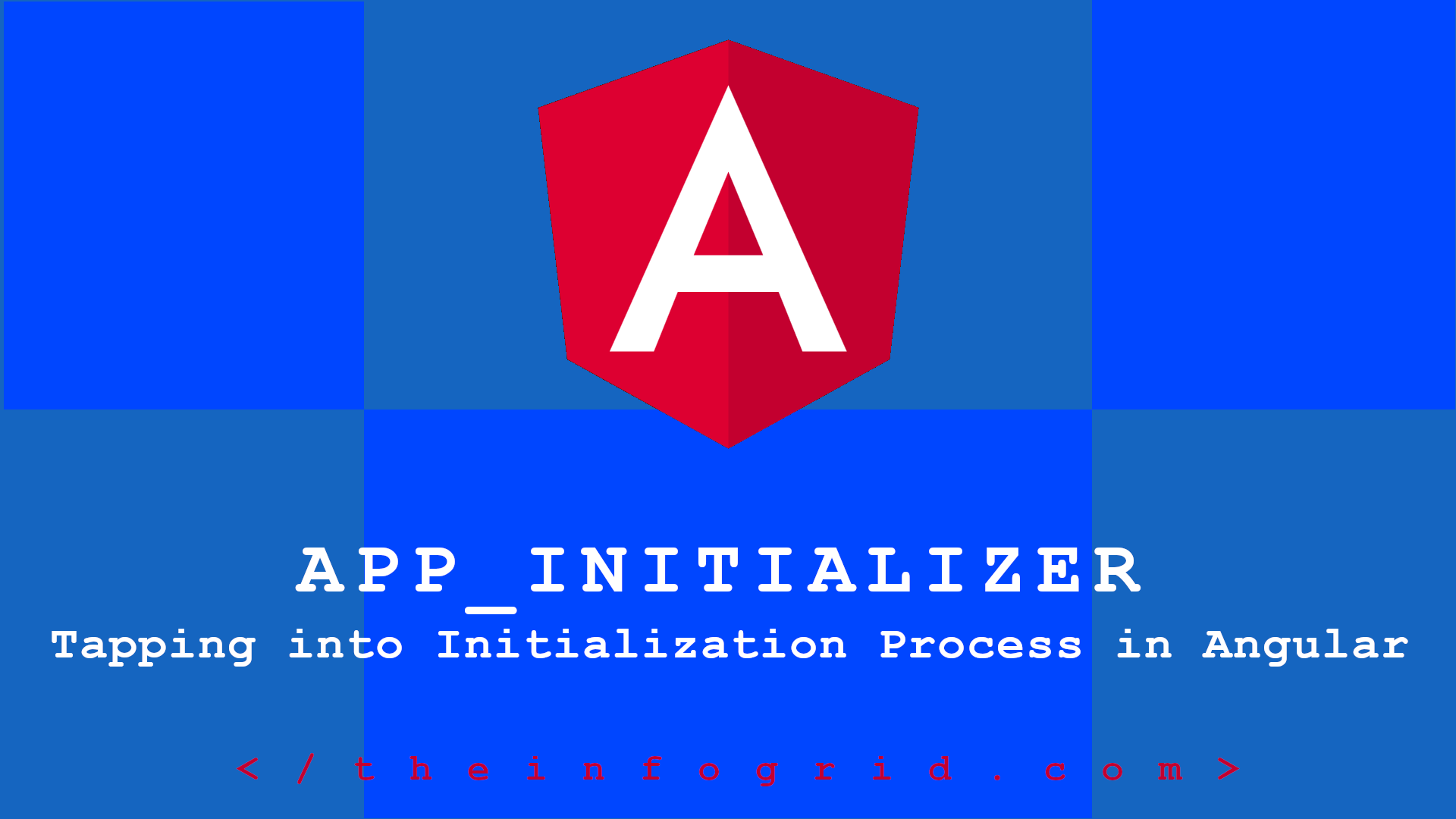 APP_INITIALIZER – Tapping into Initialization Process in Angular
