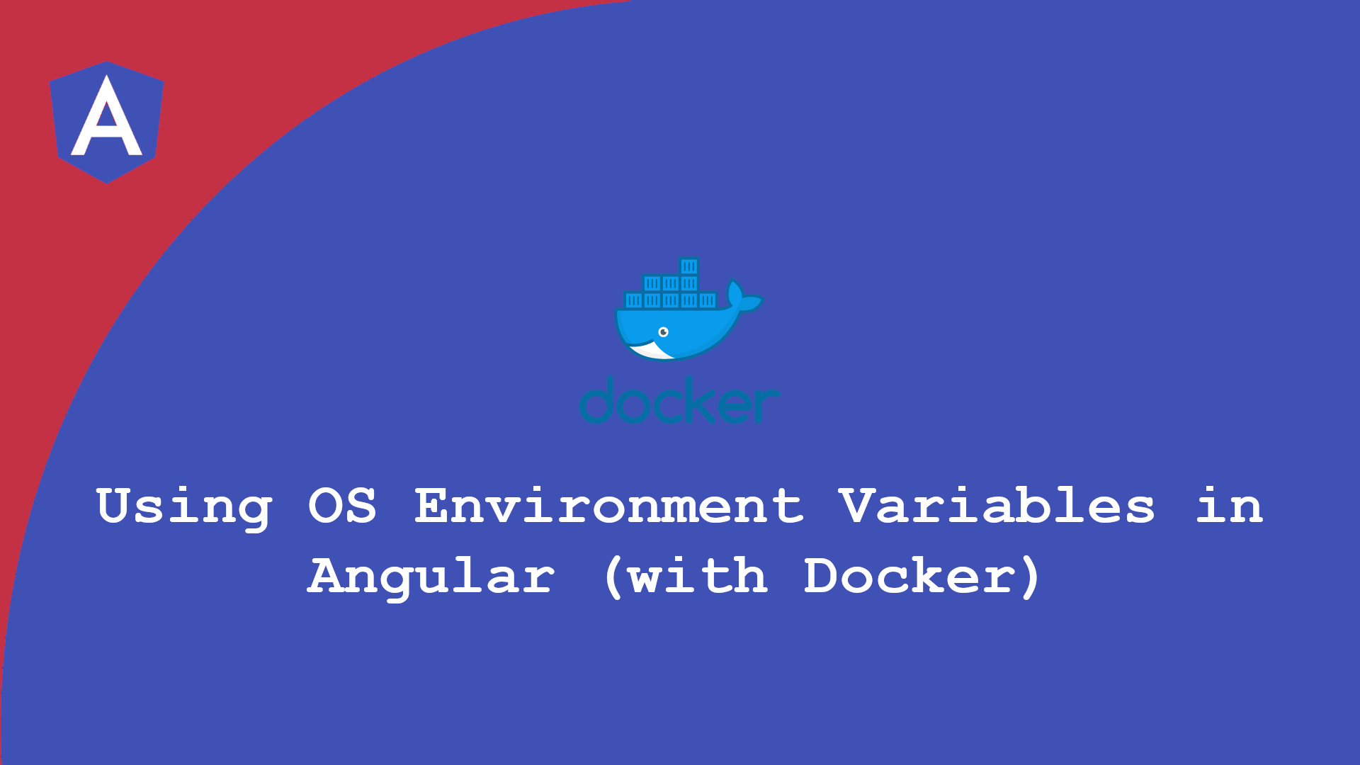 Dockerfile Environment Variables